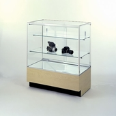 72in. Full Vision Jewelry Display Case