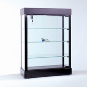 Rectangular Countertop Display Case