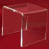 Acrylic Thick Beveled Risers