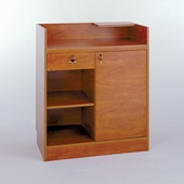 72in. Cash Wrap Cabinet