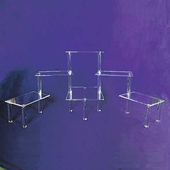 Acrylic Extra Large Rectangular-Platform Displays