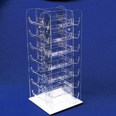 Acrylic Pocket-Shelf Eyewear Display