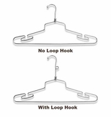 Wire 16in. Lingerie Hanger (Box Qty.)