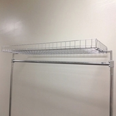 Folding Top Shelf for Z-Rack