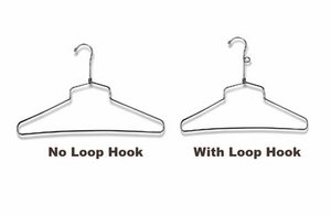 Wire Dress / Shirt Hanger (Box of 100)