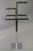 3 Tier Adjustable Belt or Tie Rack