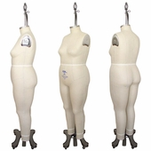 PGM Large Ladies Full Body Form