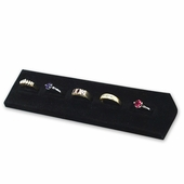Black Velvet 5 Ring Lug