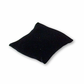 Black Display Pillow