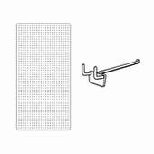 Acrylic Pegboard, Accessories