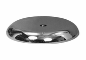 6 in. Round Metal Base (Box Qty.)