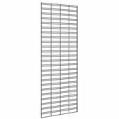 Wire Slatgrid Panels 2 ft x 6 ft