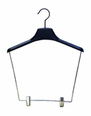 Large 17-1/2in. Suit Shaper Hanger - Box of 25