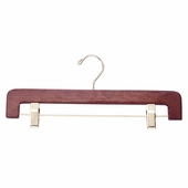Wooden Pant / Skirt Hangers (Box of 100)