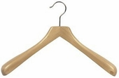 Wood Coat Hangers (Box of 24)