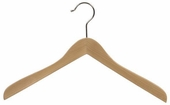 Wooden Coat Hanger (Box of 50)