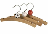 10in. Top Hanger with Sports Balls (Box of 48)