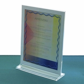 Top-Loading Acrylic Frames