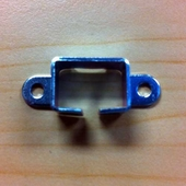Bottom Clip to Hold Standard (Box of 100)