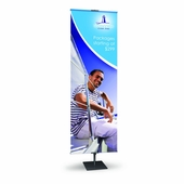Banner Displays and Display Easels