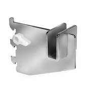 Aaron Contemporary 3in. Rectangular Tubing Bracket