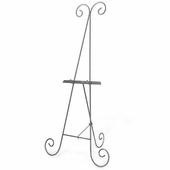 Aaron Contemporary Collapsible Decorative Easel