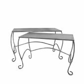 Aaron Contemporary Nesting Table