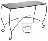 Aaron Contemporary Display Table