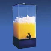 Acrylic Food and Drink Dispensers