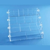 Acrylic Narrow Bins, Trays