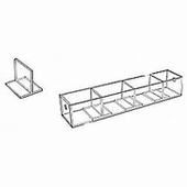 Tray Dividers for Acrylic Bin Systems