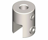 Rod System Bianco Ceiling Clamp For Sign / Panel
