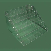 Acrylic 5-Tier Extra Large Bin System