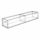 Acrylic 4-3/4in. Compartment Mini Tray