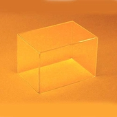 Rectangular Acrylic Box Case without Base