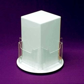 Acrylic Trifold Countertop Rotators