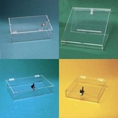 Acrylic Jewelry Tray Cases