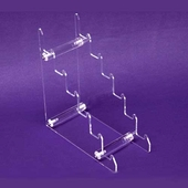 Acrylic 6-Tier Display Easel