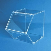 Acrylic Stackable Bulk Bins