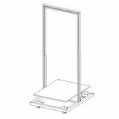 Pearl District 2-Way Display Rack