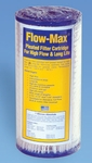 Flow-Max Full Flow BB Pleated Sediment Cartridge 20 inch by 4 1/2 inch