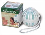 Rainshow'r dechlorinating Crystal ball for the Bath Tub BATH 3000 Rainshower