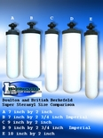 White Berkey Filter Systems