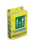Travel John Solid Waste Collection Kit 3-pack