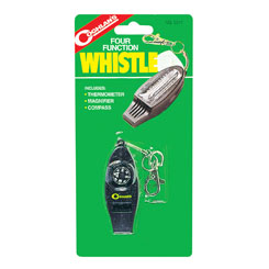 Coghlans #0044 - Four Function Whistle