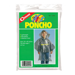 Coghlans #0242 - Poncho for Kids
