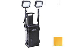 Pelican 9460 Remote Area Lighting System - 12000 Lumens - with Integrated SLA Battery - Black (094600-0002-110) or Yellow (094600-0002-245)