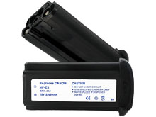 Empire BNH-252 2200mAh 12V Replacement Nickel Metal Hydride (NiMH) Digital Camera Battery Pack for the Canon NP-E3