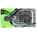 Maxell SR721SW 362 25mAh 1.55V Silver Oxide Button Cell Battery - Hologram Packaging - 1 Piece Tear Strip, Sold Individually