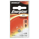 Energizer 1.5V 377 Silver Oxide Button Cell Battery - 1pc Blister Pack - Zero Mercury (377BPZ)